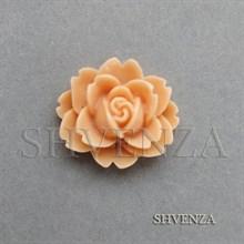 Кабошон цветок 024-008